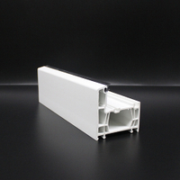 Co-Extrusion ASA UPVC Профили Windows